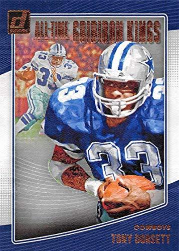 - 2018 Donruss All-Time Gridiron Kings #20 Tony Dorsett Dallas Cowboys Official NFL Trading Card