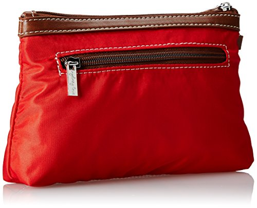 Red Love Cosmetic Red Sydney Clutch w7qxaaI1S