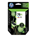 HP 78XL Tri-color High Yield Original Ink Cartridge (C6578AN)