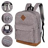 """Advocator 14"""" Laptop Bag Travel Backpack College"""