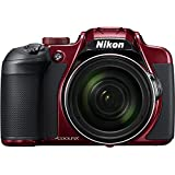 Nikon COOLPIX B700 Digital Camera (International Model) (Red)