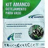 Kit Irrigação Gotejamento para 28 Vasos Amanco
