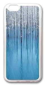 Natural 99 Custom iphone 6 plus 5.5inch Case Cover TPU Transparent