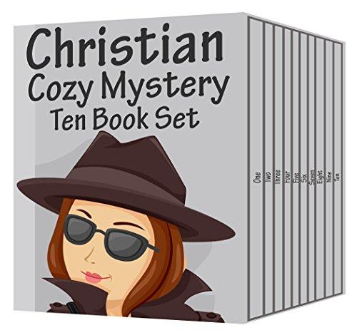 Christian Cozy Mystery Ten Book Set