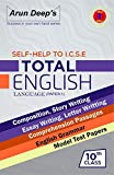 Self-Help to I.C.S.E. Total English Language For 10(Solutions of Xavier Pinto)