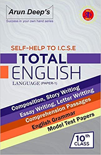 Amazon in: Buy Self-Help to I C S E  Total English Language