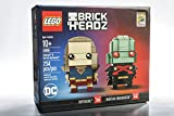 2016 SDCC Exclusive LEGO Brick Headz DC Comics Supergirl & Martian Manhunter 41496