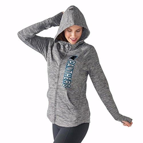Carolina Womens Hoody Zip Sweatshirt - 7