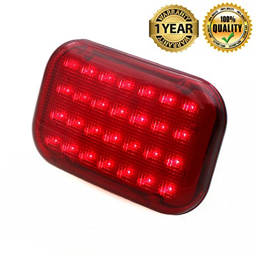 Red Led Magnetic Light in US - 7