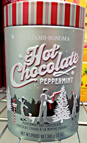 [Williams Sonoma Peppermint Hot Chocolate 12 oz.] (Cherry Apple Costumes)