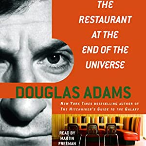 The Restaurant at the End of the Universe Audiobook