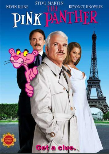 The Pink Panther (2006) (Best Bean Burgers Ever)