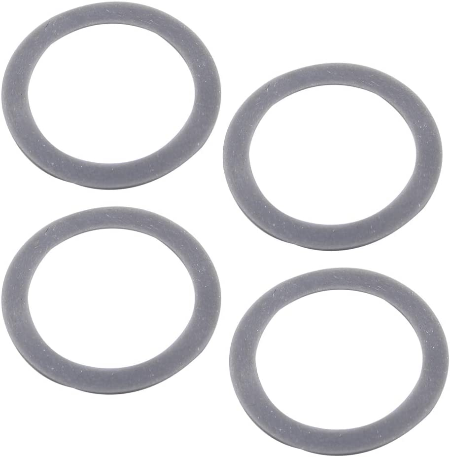 Anbige 4pcs Replacement Parts Sealing Ring Gaskets O-ring Gasket Seal O-Gasket Rubber for Oster and Osterizer Blender