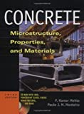 img - for Concrete: Microstructure, Properties, and Materials: 3rd (Third) edition book / textbook / text book