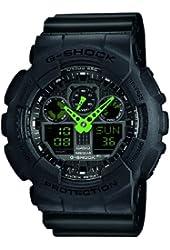 Casio G Shock GA-100C-1A3ER G-Shock Uhr Watch Montre Orologio