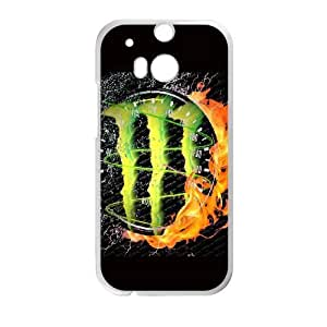 Monster Energy For HTC One M8 Cases Cover Cell Phone Cases STL561200