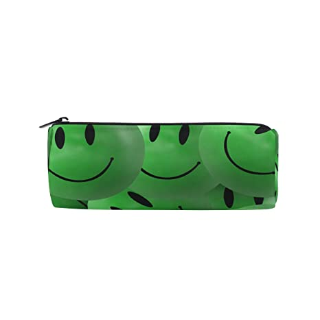 Bennigiry Emoji - Estuche para lápices con cremallera, bolsa ...