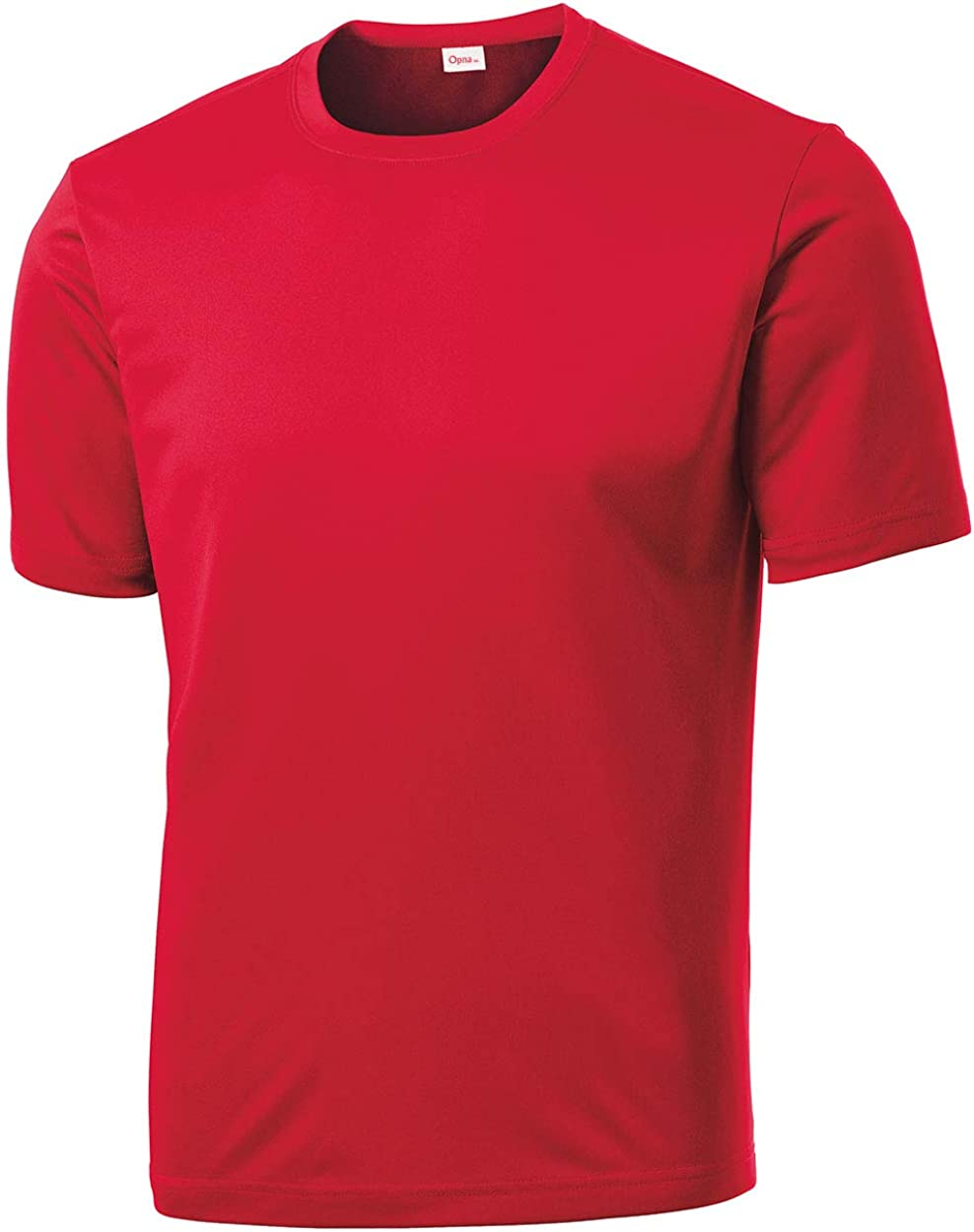 Opna Mens Big /& Tall Short Sleeve Moisture Wicking Athletic T-Shirts Regular Sizes /& XLTs