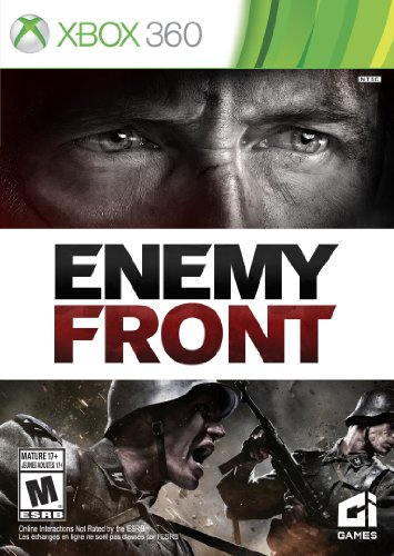 Enemy Front - Xbox 360 (Gun Games For Xbox 360)