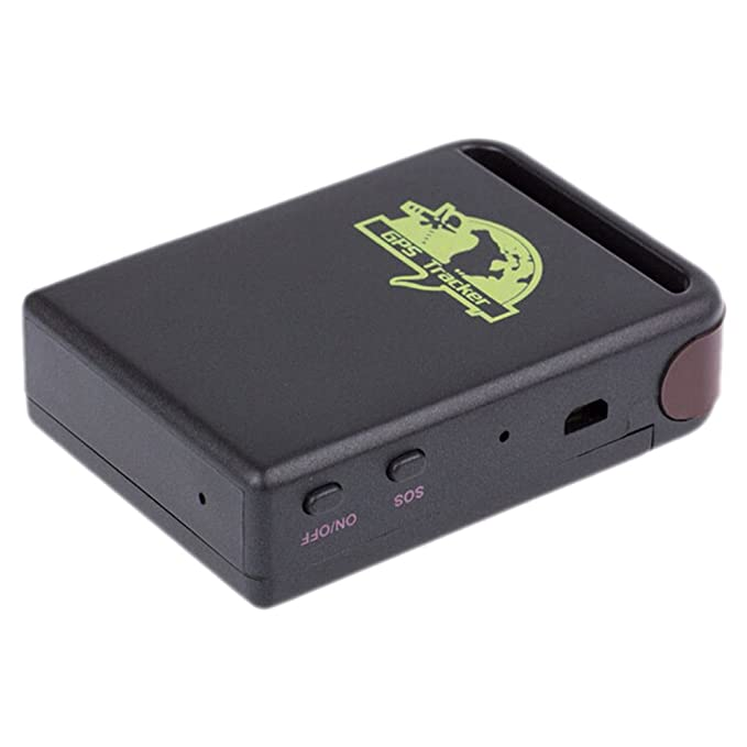 timeracing en tiempo real GPS Tracker GSM GPRS seguimiento de vehículos Sistema de dispositivo Mini espía: Amazon.es: Electrónica