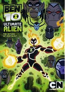 Amazon com: Cartoon Network: Classic Ben 10 Ultimate Alien