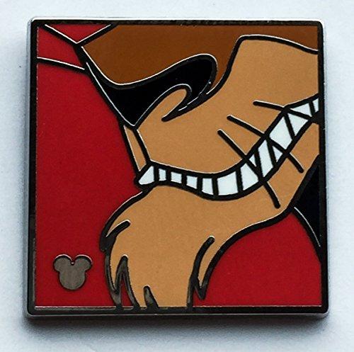 Disney Pin 119762 WDW/DLR - 2017 Hidden Mickey - Smiling Disney Villains - Scar Pin Lion King ()