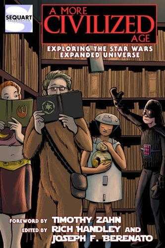Download A More Civilized Age: Exploring the Star Wars Expanded Universe ebook