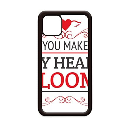 Blooming Heart iphone 11 case