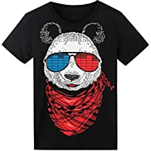 LED T Shirt Sound Activated Glow Shirts Light Up Equalizer Animation Clothes Fancy Dress for Party Hiphop Halloween Concert Cosplay Birthday Gift, Bonus Glow Bracelet
