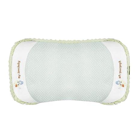 Baby suave para recién nacidos algodón evitar plano cabeza ...