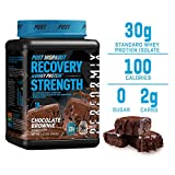 Performix ioWHEY Protein, 100% Whey Isolate Protein, Quick Absorption, 30g Protein, Low Carb, No Sugar (18 Servings, Chocolate Brownie)