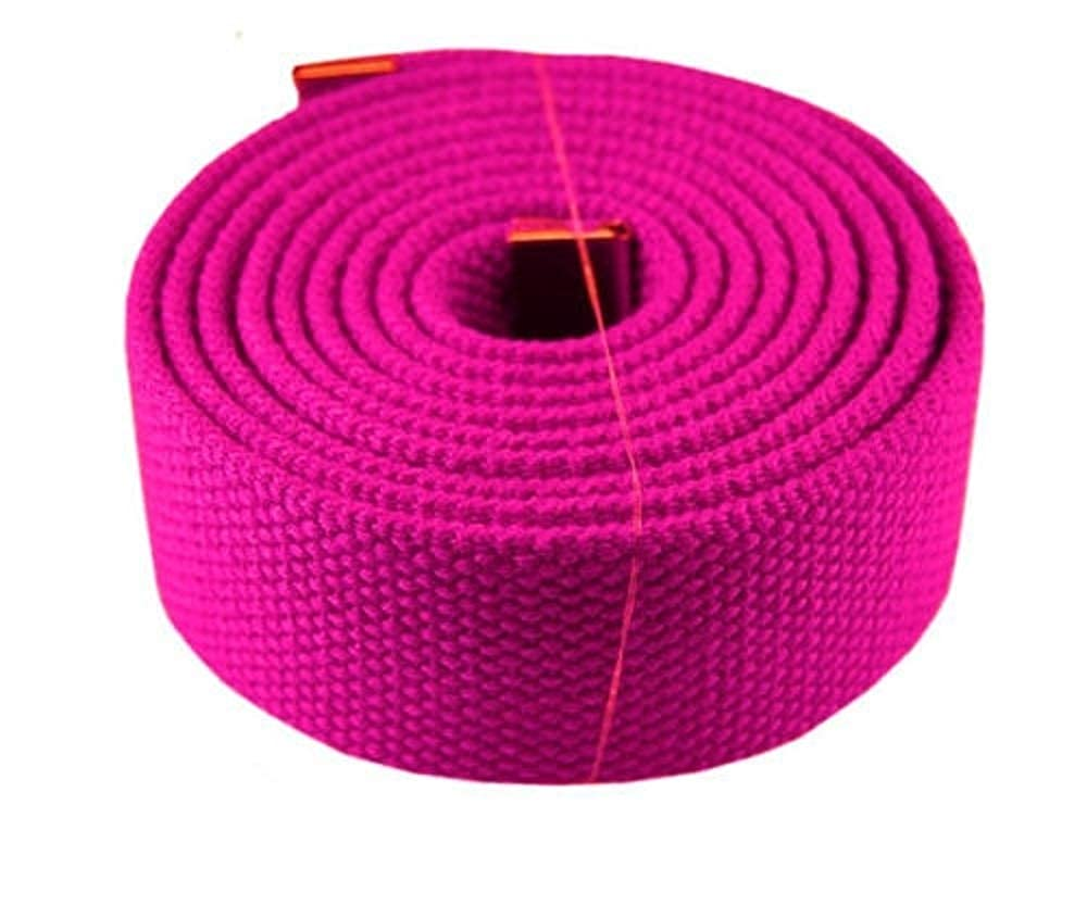 HOT PINK #MNAS Top Quality 54 Canvas Web Belt Military Gold Metal Buckle /& Belt