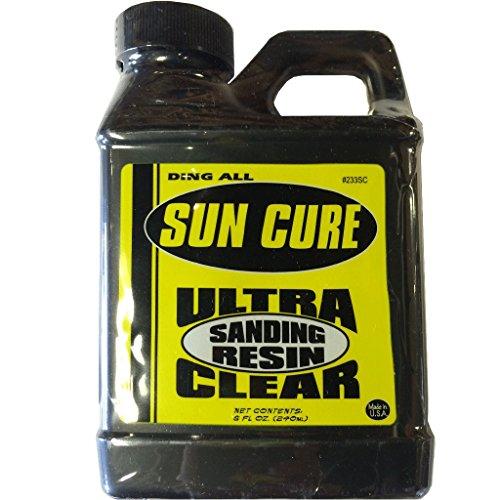 All Ding Cure Sun - SunCure Sanding Resin - 1/2 Pint