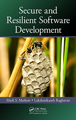 Download Secure and Resilient Software Development Pdf