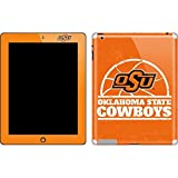 Oklahoma State University New iPad Skin - OSU Oklahoma State Cowboys Orange Vinyl Decal Skin For Your New iPad