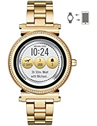 Access, Women's Smartwatch, Sofie Gold-Tone Stainless Steel, MKT5021