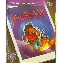 Journeys, Grade 3, Unit 3, Teacher's Edition, 9780544543638, 2017 Copyright