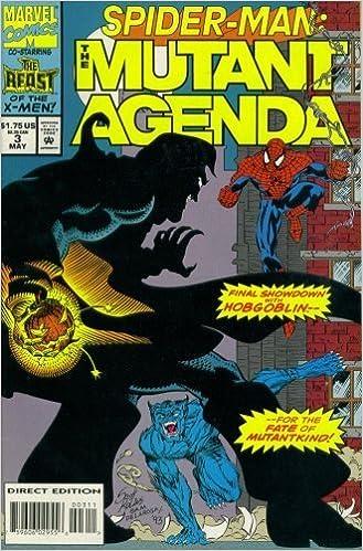 Amazon.com: Spider-Man: The Mutant Agenda #3 : Mutanthoods ...