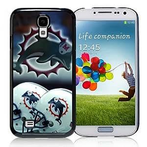 NFL Funky Samsung Galaxy S4 Case, Miami Dolphins Samsung S4 Rugged Case, Fanatics Sport Fan Galaxy S4 Covers