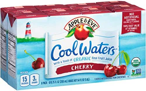 Juice Boxes: Apple & Eve Cool Waters