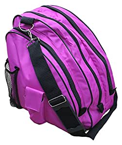 A&R Sports Deluxe Skate Bag, Berry