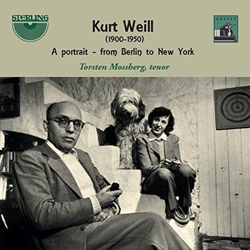 Price comparison product image Kurt Weill: A Portrait from Berlin to New York (1900-1950)