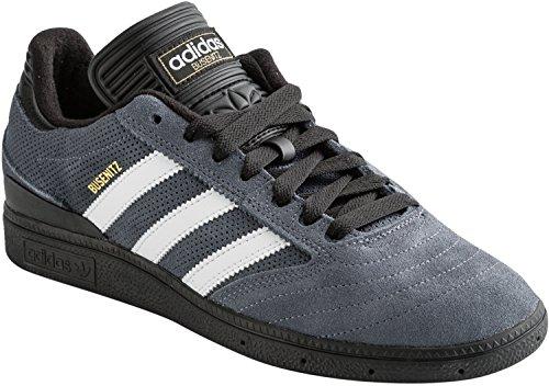 adidas Originals Herren Busenitz Fashion Sneaker Onix / Weiß / Schwarz