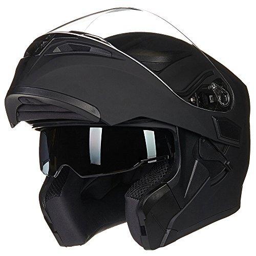 xxl snowmobile helmet modular - 3