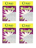 Curad Dazzle Bandages, 25ct (Pack of 4) + FREE Old Spice Deadlock Spiking Glue, Travel Size, .84 Oz