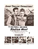 img - for STATION WEST (Complete Screenplay 1947) Student Loose Leaf Edition book / textbook / text book