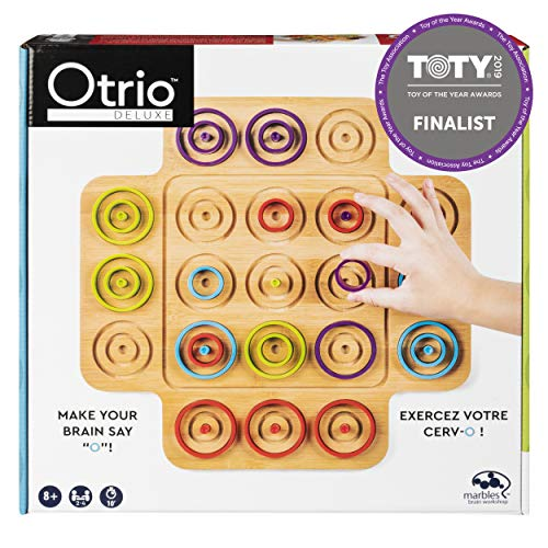 Otrio - Strategy-Based Board Game (Best Board Game Stores)