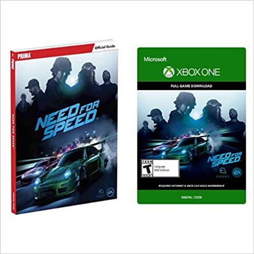 Download online Need for Speed - Xbox One Digital Code and Strategy Guide Bundle PDF, azw (Kindle), ePub