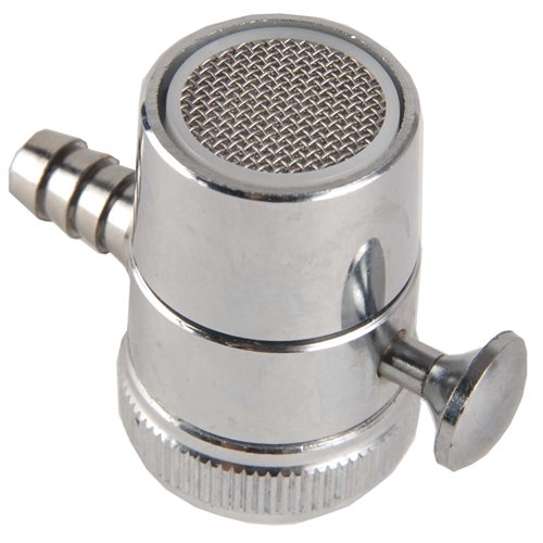 Faucet Diverter 2052-1 Aerator Water Filter Adapter With Diverter 1/4