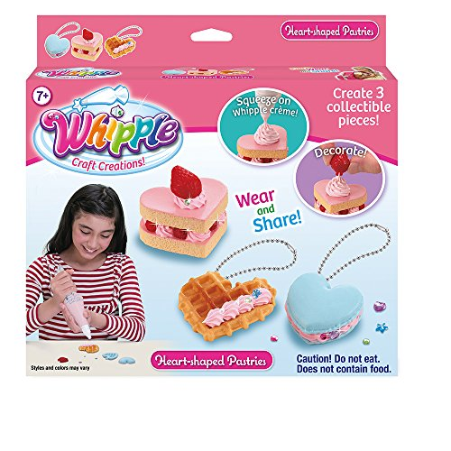 Heart Purse Craft Kit (Whipple Heart-Shaped Pastries)
